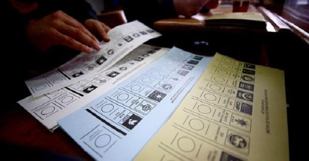 YSK 31 Mart Seçimlerine İlişkin Kesin Sonuçları Açıkladı