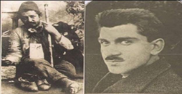 1916 senesinde 19 yaşında genç bir delikanlı Erenköy'de yürümektedir