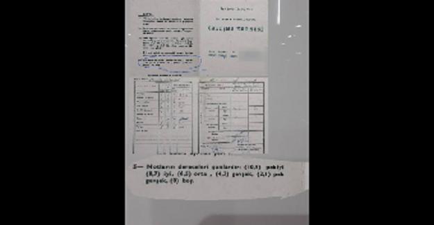 1969-1970 Ders Yılına Ait Karnenin Not Kısmındaki Uyarılar Gülme Krizine Soktu !