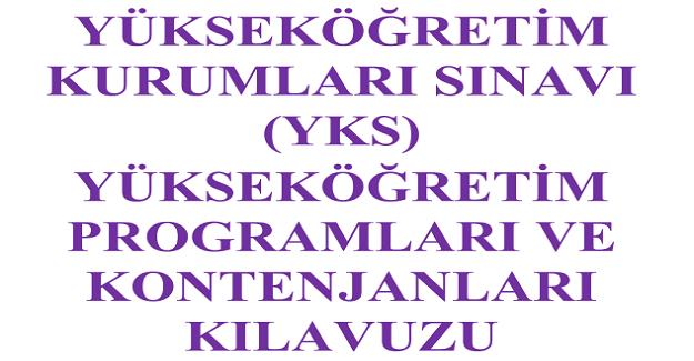 Güncel Üniversite Kontenjanları ÖSYM Tarafından Yayınlandı