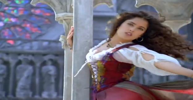 Güzel Çingene Esmeralda 'nın Acı hikayesi