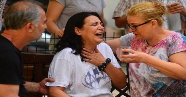 İntihar eden oğlunu son kez görmek isteyen annenin feryatları yürekleri dağladı