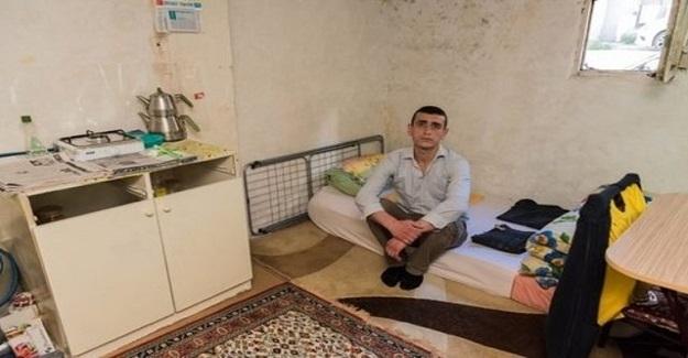 Isparta'da 2011'de liseden mezun olan Mehmet Çilenger vasat bir öğrenciydi.