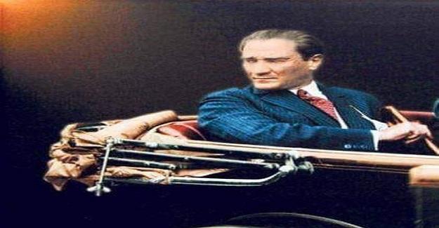 Atatürk`ün dünyada `başöğretmen' sıfatlı tek lider olduğunu