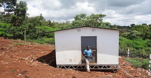 Güneş Enerjili Okulu İnşa Etmek Sadece 48 Saat Sürüyor