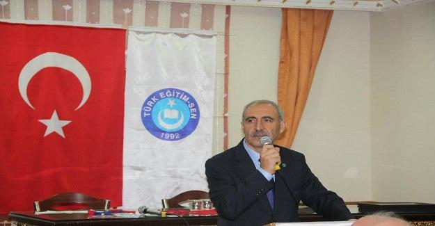 İstanbul Kamu-Sen İl Başkanı Remzi ÖZMEN Şube Müdürlüğü Görevlendirmelerine Tepki Gösterdi