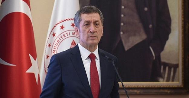 Milli Eğitim Bakanı Ziya Selçuk'tan PDR Açıklaması