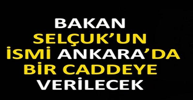 Milli Eğitim Bakanı Ziya Selçuk'un İsmi Başkent Ankara'da Bir Caddeye Verilecek