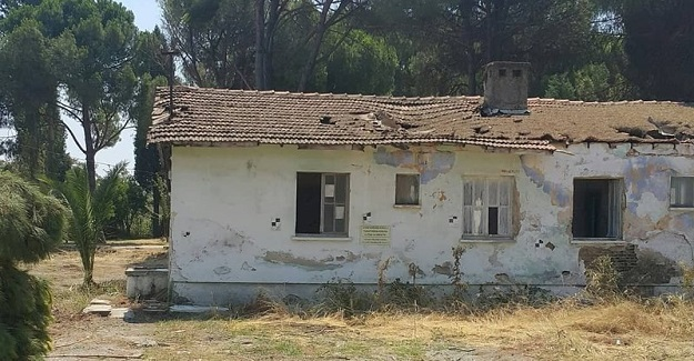 Ortaklar Anadolu Öğretmen Lisesi Binaları Çürümeye Terk Edilmesin