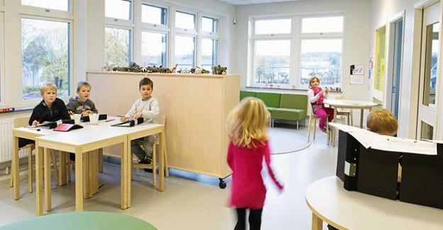 Radikal Bir İsveç Okulunda Yaşam