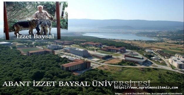 Tüm mal varlığını eğitime, sağlığa bağışlayan bir iş adamı: İZZET BAYSAL