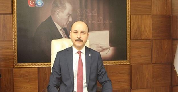 Türk Eğitim-Sen Genel Başkanı Talip Geylan'dan Memur Maaşlarına İlişkin Flaş Çağrı