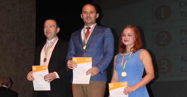 Türk Milli Klavye Takımı İtalya'nın Cagliari şehrinde Dünya Şampiyonu oldu