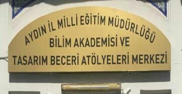 Aydın İl Milli Eğitim Müdürlüğünden Tüm Türkiye'ye Örnek Olabilecek Tasarım Beceri Atölyeleri