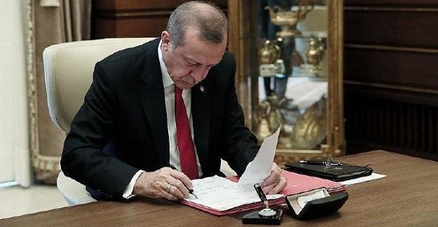 Cumhurbaşkanı Erdoğan 5 İle Daha Yeni Milli Eğitim Müdürleri Atadı