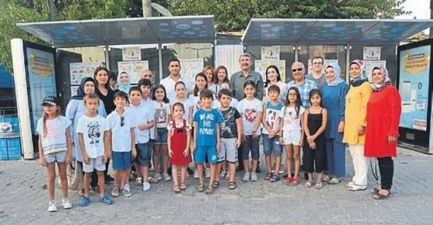 Durakta Matematik Projesi Tüm Yurtta Büyük Bir Hızla Devam ediyor