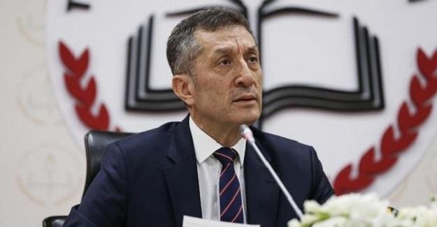 Milli Eğitim Bakanı Ziya Selçuk'tan Öğretmenlerin Seminerine İlişkin Açıklamalar