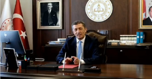 Milli Eğitim Bakanı Ziya Selçuk'un Bayram mesajı