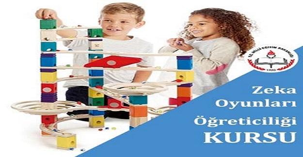 Milli Eğitim Bakanlığı Zeka Oyunları Eğitici Eğitimi Kurs Tarihleri ve Yeri Belli Oldu.