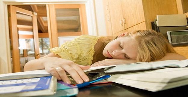 Ödev, Uyku ve Öğrenci Beyni