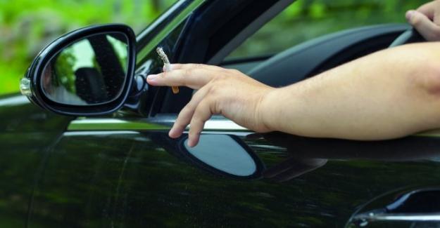 Bu Avrupa ülkelerinde de araç kullanırken sigara içmek yasak ! Peki onlarda cezalar ne kadar?