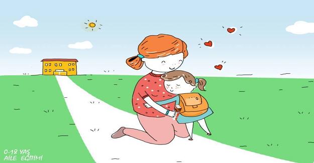 Çocuğunuza 'Okul Nasıldı?' Sorusu Yerine Sorabileceğiniz 29 Yaratıcı Soru.