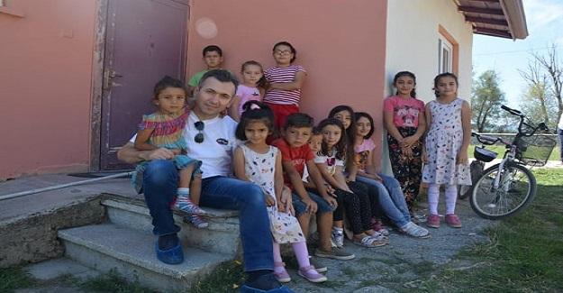 Çorum İl Milli Eğitim Müdürü Ömer Yılmaz'dan Örnek Davranış
