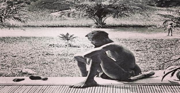 Fotoğraf, 1900'lü yılların başında, Kral II. Leopold'un başında olduğu Belçika'nın sömürgelerinden Kongo'da, bir din adamı tarafından gizlice çekildi.