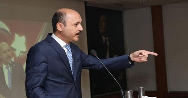 """GENEL BAŞKAN GEYLAN: """"REKTÖR ATAMALARINDA KEYFİYETE SON VERİLMELİ"""""""