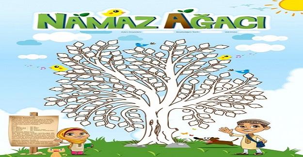 İmam Hatip Ortaokul Ve Liseleri İçin Namaz Ağacı Uygulaması