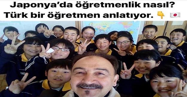 Japonya'da Öğretmenlik Nasıl? Bir Türk Öğretmen Anlatıyor