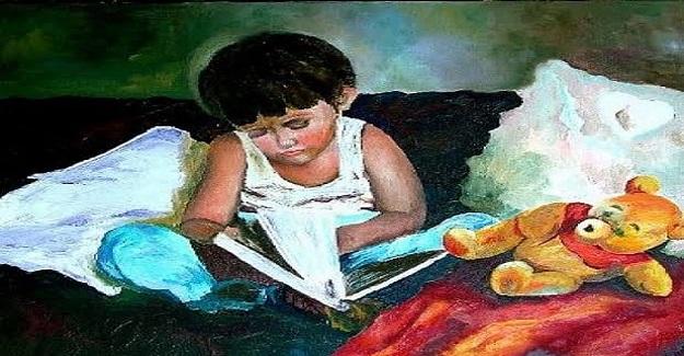 Kitap okumayı sevdirme üzerine.