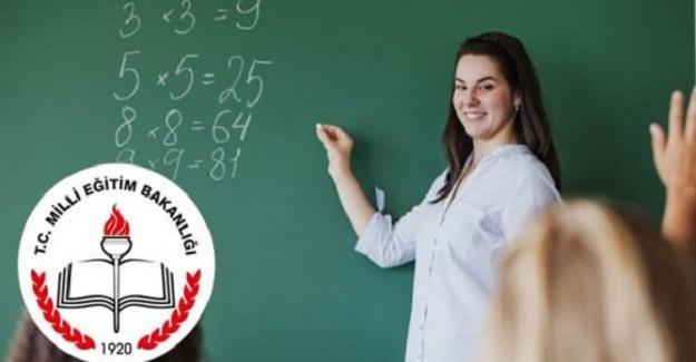 Milli Eğitimde Bakanlığında Görev Yapan Öğretmen Sayısı Belli Oldu