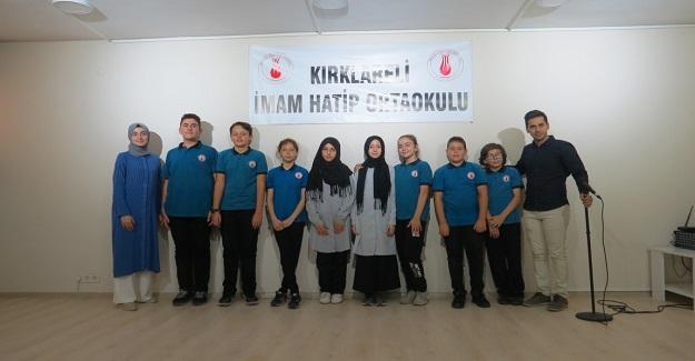 Ortaokul öğrencilerinden 15 Temmuz Klibi