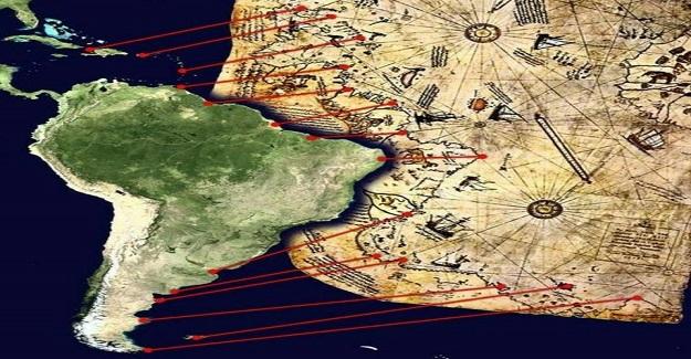 Pir-i Reis'in Dünya Haritası'nın 506. yılı