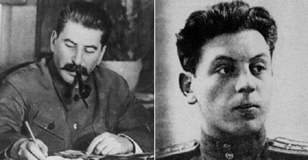 Stalin'in oğlunun öğretmenine yazdığı mektup