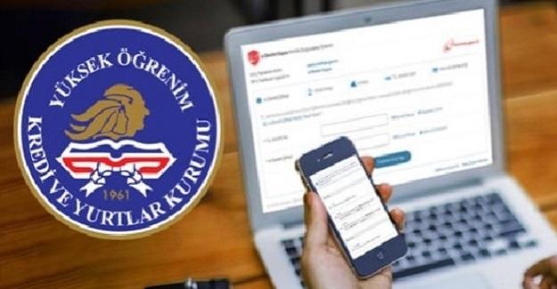 2019 Yılı KYK burs ve kredi başvuruları başladı