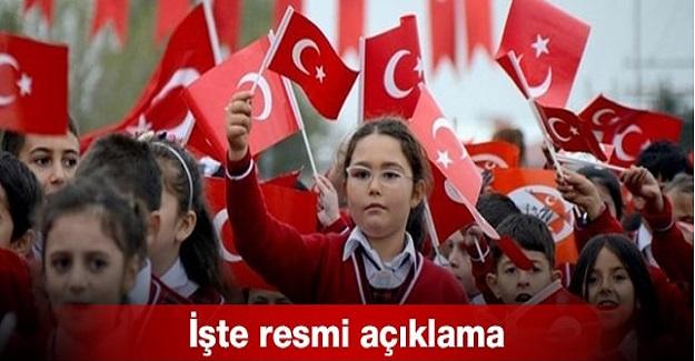 28 Ekim Okullar Tatil mi? Resmi Açıklama Geldi