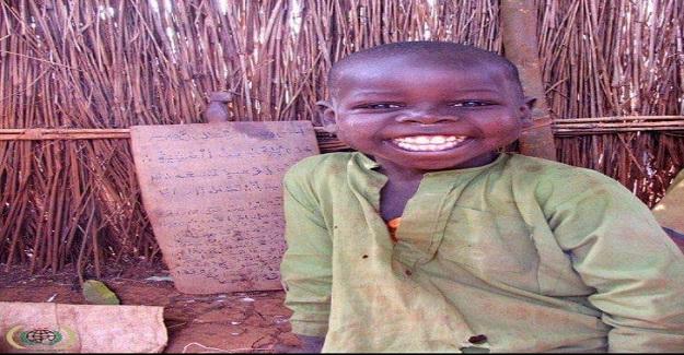 Afrika' da Çocuk Olmak