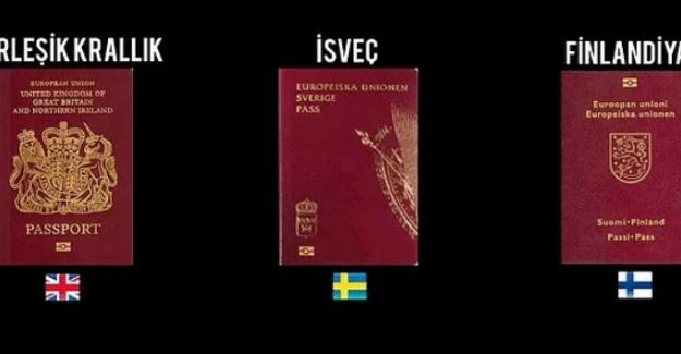 Bir pasaportun vizesiz seyahat edebildiği ülke sayısına göre dünyadaki ilk 10 sıralaması...