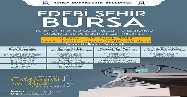 Bursa'da bulunan öğretmen arkadaşlarımız istifade edebilir. Güzel bir imkan olmuş...