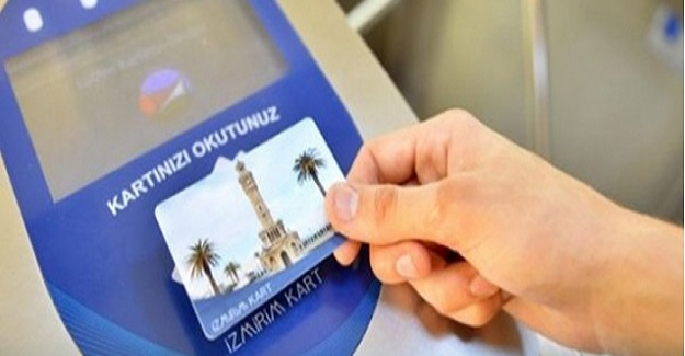 İzmir'de Toplu Taşıma Ücretlerine Zam Yapıldı