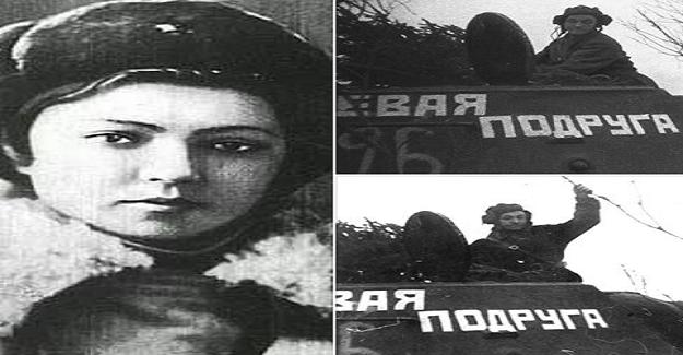 Nazilerden Kocasının İntikamını Almak İçin Tank Satın Alan Kadın