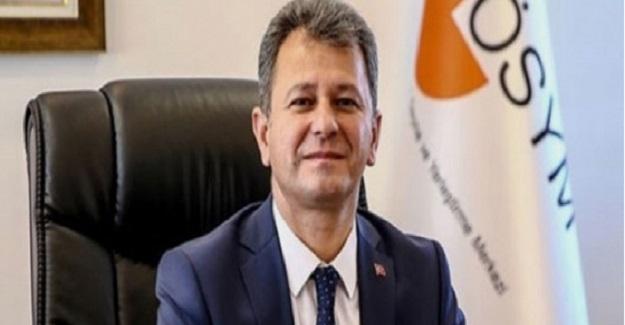ÖSYM Başkanı Prof. Dr. Halis Aygün'den Sınav Ücretleri Açıklaması