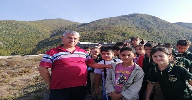 Yer, Osmaniye Düziçi ilçesi: Öğretmenin başına gelen muhteşem olay