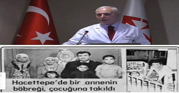 1975 yılında Amerika'da iki yıl ihtisas çalışmalarını başarıyla tamamlayan ve cerrahi ihtisas yaptığı Hacettepe Üniversitesi'ne dönen genç akademisyen, büyük, çok büyük umutlar içindeydi.