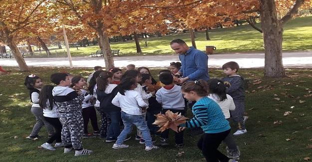 1 B Sınıfı Öğrencileri Öğretmenler Gününü Harikalar Diyarı Gezisinde Kutladı