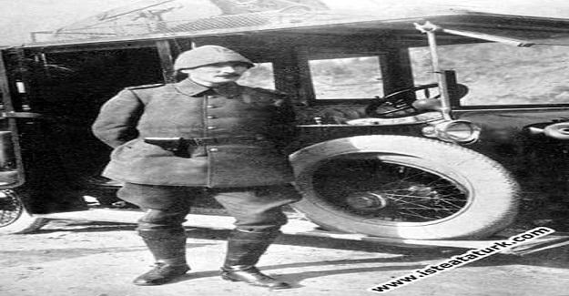 6 Ekim 1917 - Albay Mustafa Kemal 7. Ordu Komutanlığı'ndan istifa ettiğini Enver Paşa'ya bildirdi...