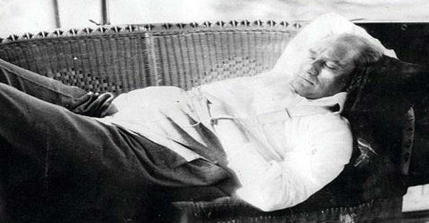 "7 Kasım 1938 / ""Son İsteği; Enginar"""