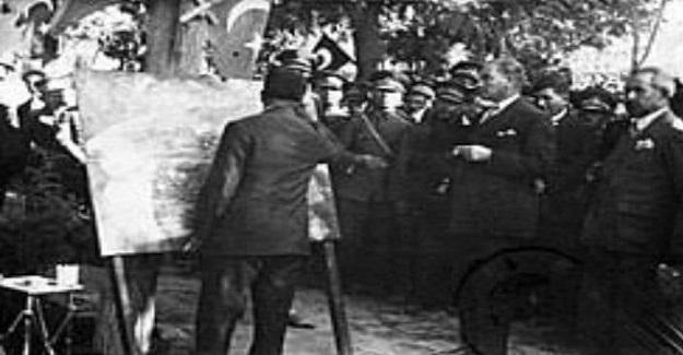 ATATÜRK GÜNLÜKLERİ; 1 Kasım 1928